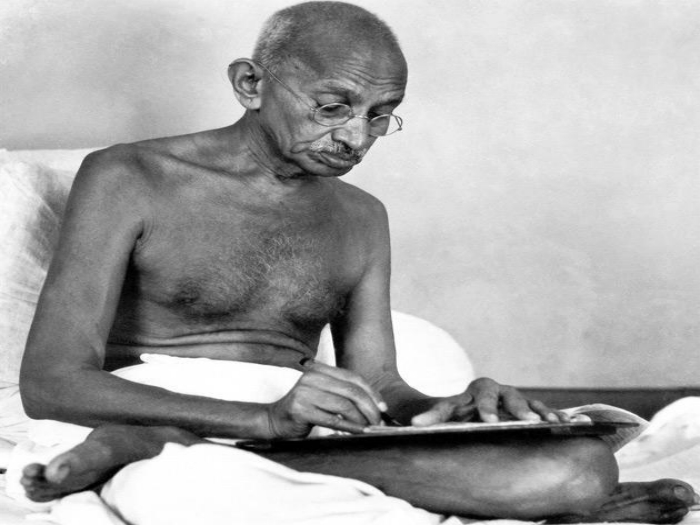 gandhi letter reflection Home / featured content / mahatma gandhi's 5 teachings  1930, as a protest at tax on salt, gandhi wrote a remarkable letter to lord irwin, the viceroy of india  leadership tagged with.