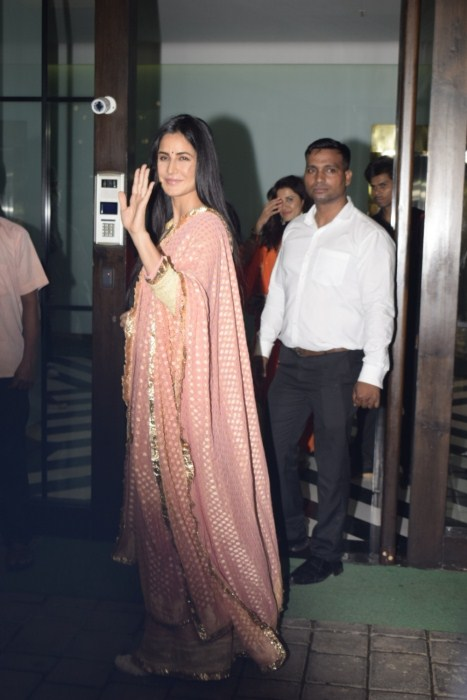 Mumbai: Celebs at Arpita Khan's Eid party