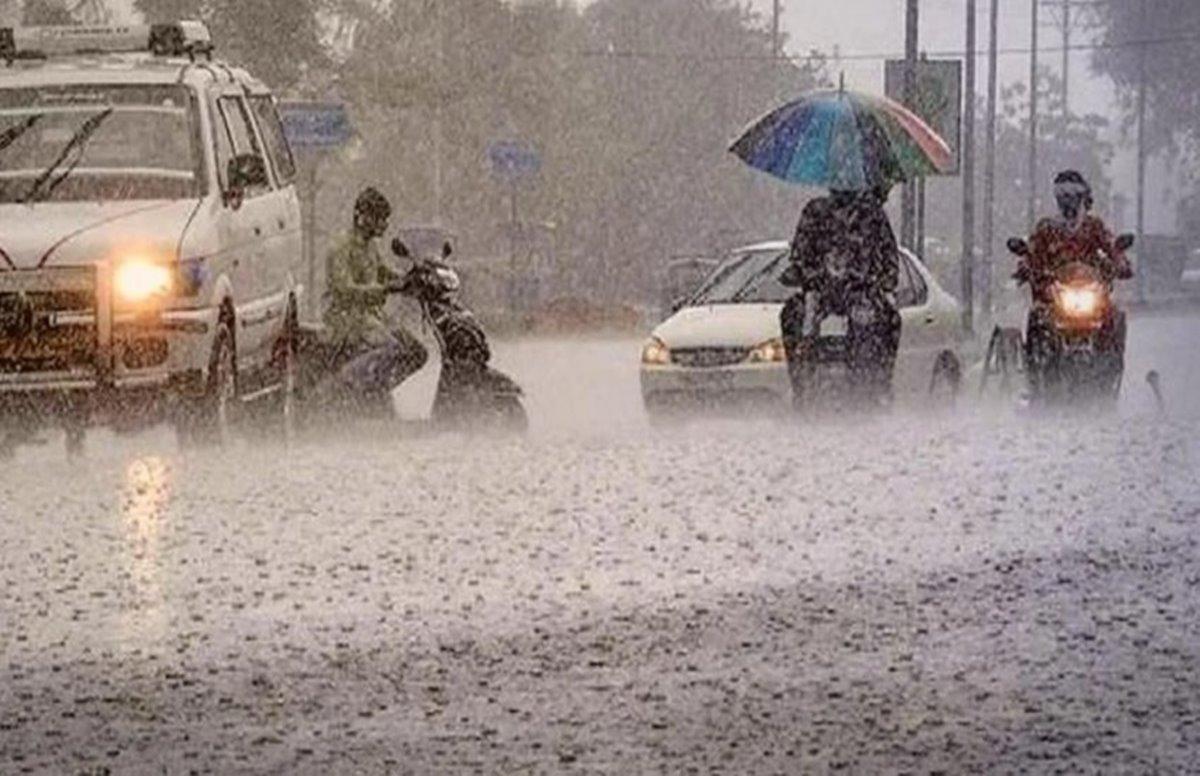 રાજ્યમાં વરસાદી માહોલઃ 82 તાલુકામાં વરસાદ વરસ્યો | chitralekha