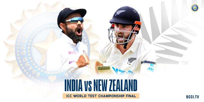 ભારત-ન્યૂઝીલેન્ડ વર્લ્ડ ટેસ્ટ ચેમ્પિયનશિપ ફાઈનલ સાઉધમ્પ્ટનમાં રમાશે